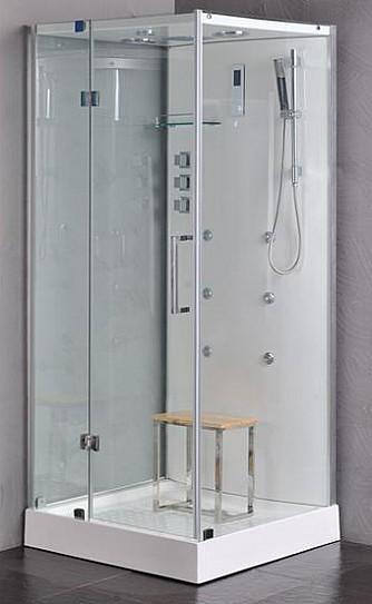 Dolmat cabinas y duchas - Cabina ducha rectangular ...